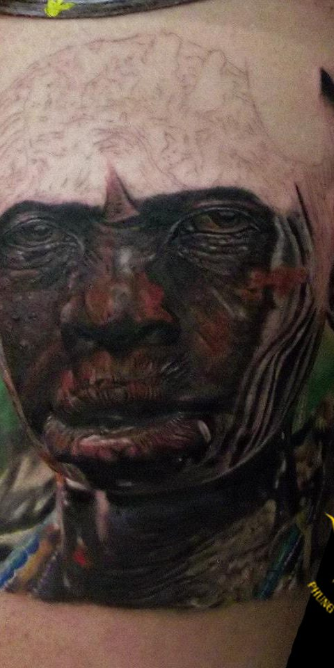 Tribe_portrait_Tattoo