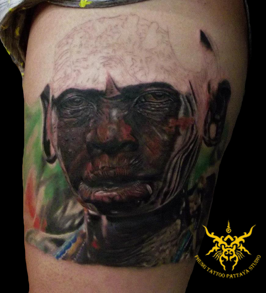 Tribe_portrait_Tattoo